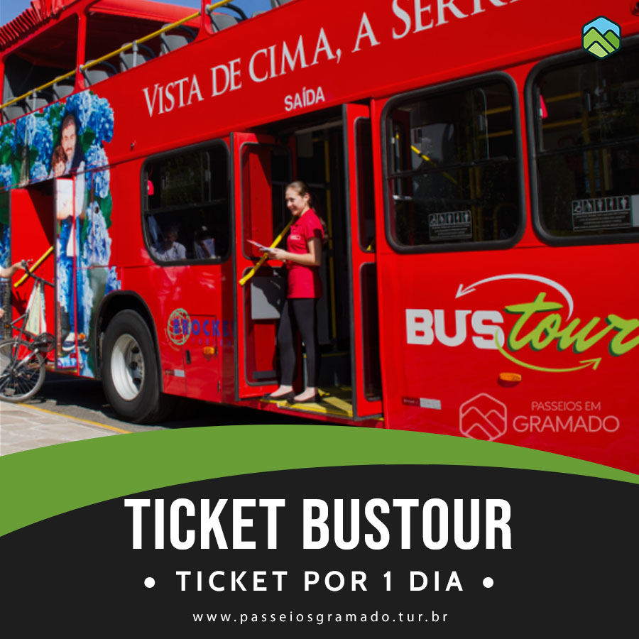 Read more about the article Ticket Bustour – 1 dia de uso