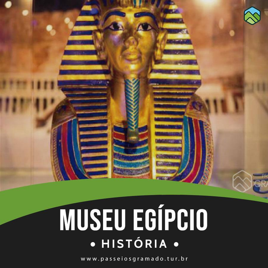 Read more about the article Ingresso Museu Egípcio de Canela