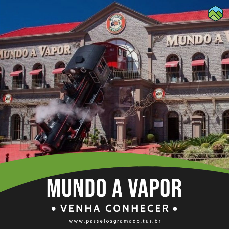Read more about the article Ingresso Mundo a Vapor