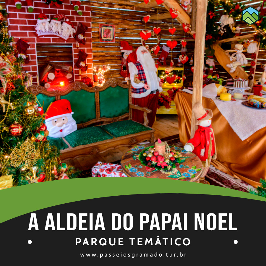 Read more about the article A Aldeia do Papai Noel