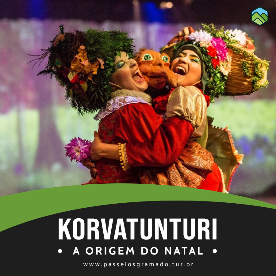 Read more about the article Korvatunturi – A Origem do Natal