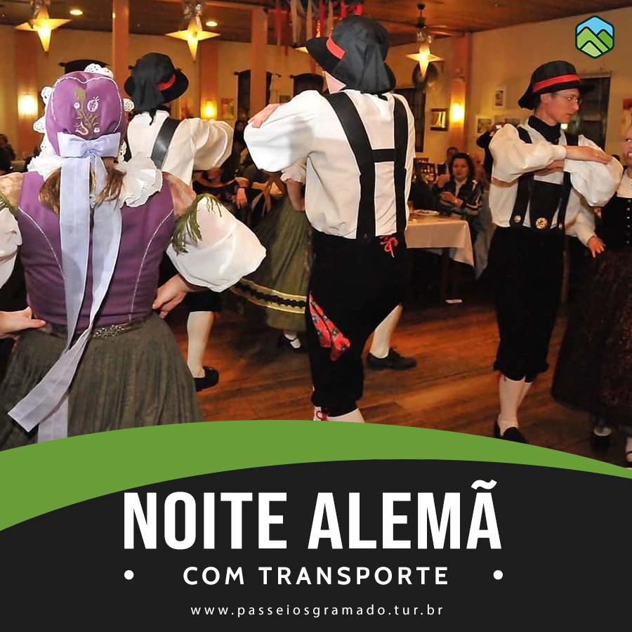 Read more about the article Noite Alemã (com transporte)
