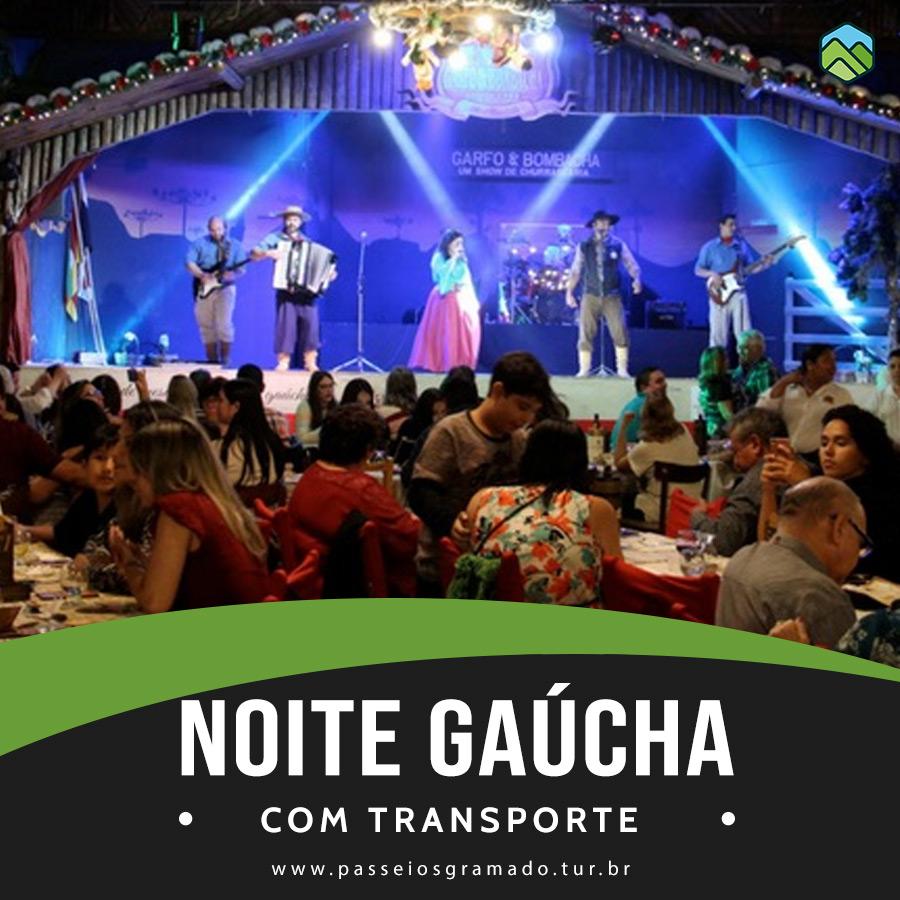 Read more about the article Noite Gaúcha (com transporte)