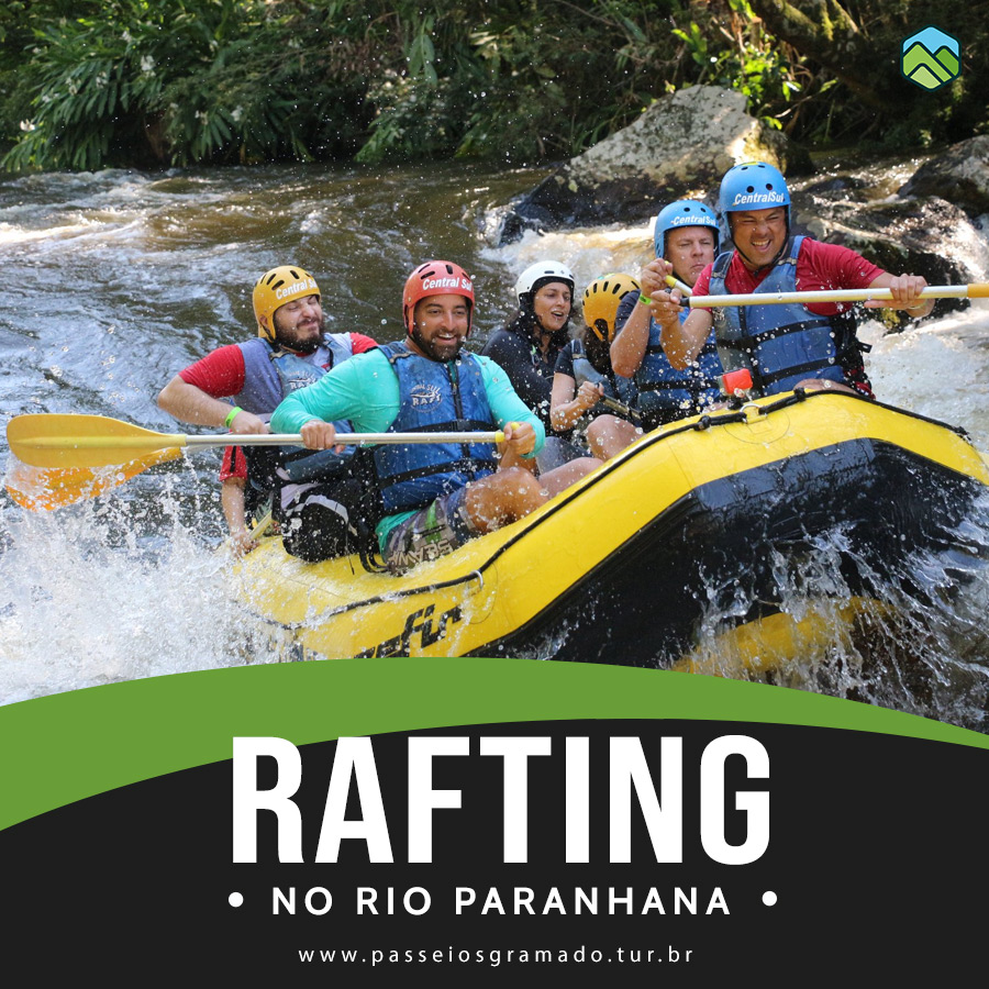 Read more about the article Rafting no Rio Paranhana