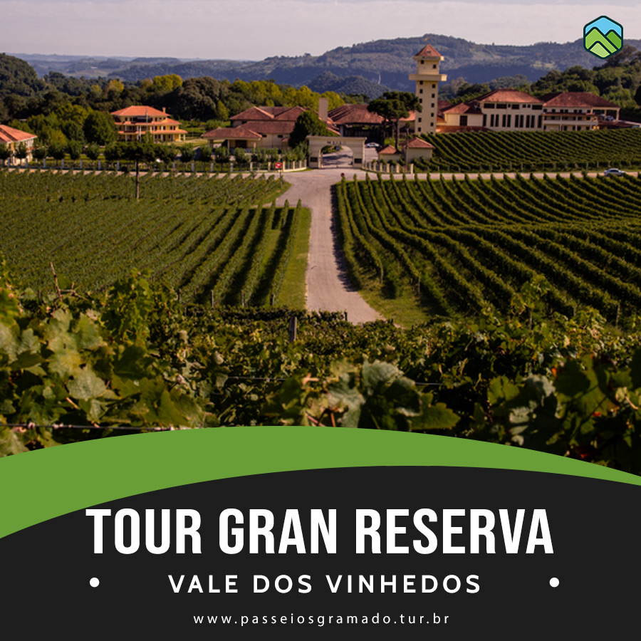 Read more about the article Tour Gran Reserva – Vale dos Vinhedos