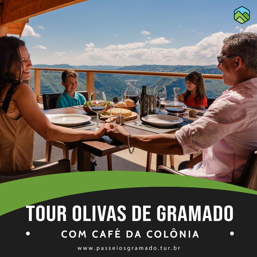 Read more about the article Tour Olivas com Café da Colônia