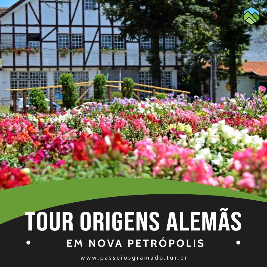 Read more about the article Tour Origens Alemãs em Nova Petrópolis!