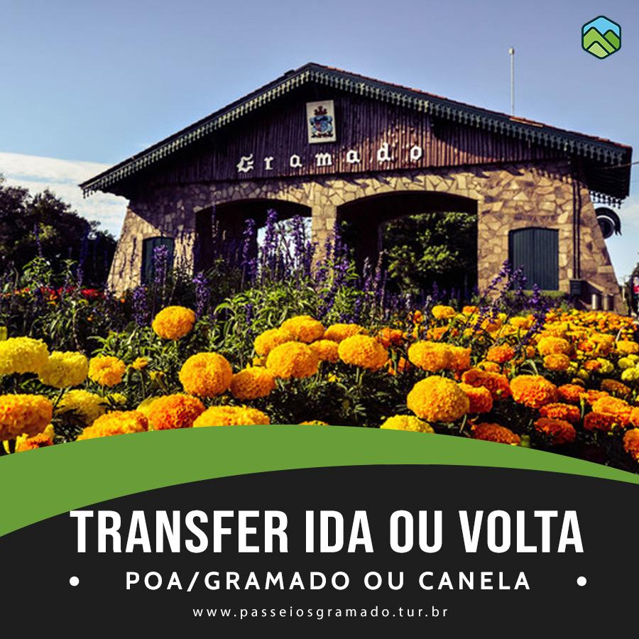 Read more about the article Transfer Ida ou Volta (POA/Gramado ou Canela) – Coletivo
